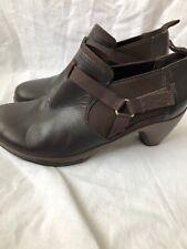 Merrell Evera Rush Ankle Booties Espresso Sz 9.5 Excellent Shoes Dark Brown