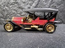 Matchbox Models of Yesteryear  -  1912 Simplex  -   Red in Styrofoam