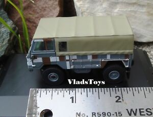 Oxford Military 1/76 Land Rover 101FC British Army Berlin Bgd 76LRFCG002