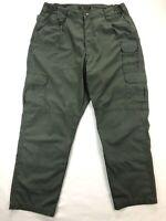 5.11 Tactical Series 74273 Taclite Pro Mens Green Cargo Ripstop Pants