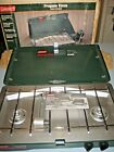 Vintage NOS NEVER USED MIB Coleman 3 Burner Propane Camping Stove 5433-700