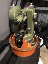 Wild T1 Theodolite Heerbrugg Switzerland with transit case