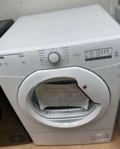 Hoover 9kg Condenser Dryer HLC9LG