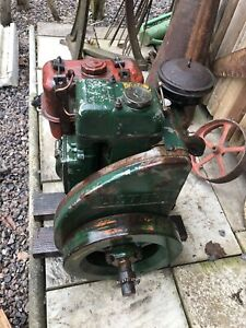 lister LD1 Diesel Stationary Engine
