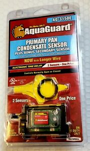 RECTORSEAL/AQUA GUARD PRIMARY CONDENSATE PAN SENSOR W/ETD AG-3150E 96124