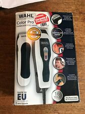 Wahl Colour Pro Combo - Clipper and Beard Trimmer 2 in 1 CORDED
