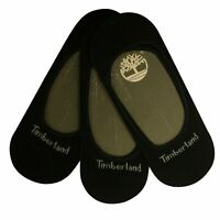 Timberland No Show Ankle Crew Womens Invisible Socks 3 Pack A17N3 001 A23