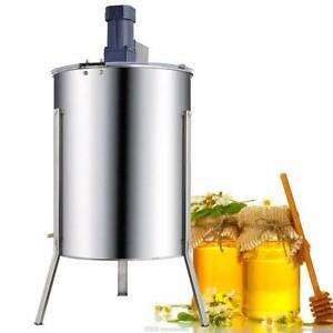 4 Frame Electric Honey Extractor Beekeeping Bee Hive Spinner - Pickup Available
