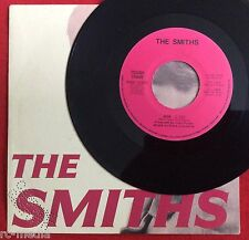 "The Smiths - Ask - Rare Italian Promo 7"" with Pic sleeve (vinyl record)"