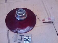 1961 FORD GALAXY GALAXIE STARLINER SKYLINER CUSTON TAIL LIGHT LAMP LENS C1AB 61