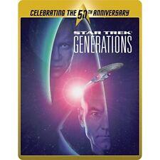 Star Trek 7 - Generations Limited Edition 50th Anniversary Steelbook BLURAY