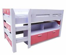 Pine Children's Beds & Mattresses