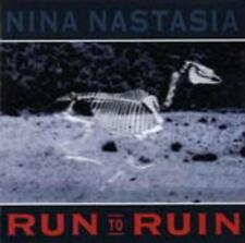 Nastasia,Nina - Run to Ruin - CD