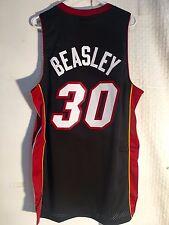 Adidas Swingman NBA Jersey Miami Heat Michael Beasley Black sz XL
