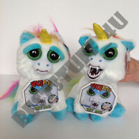 New Feisty Pets Monster Fox Dog Owl Giraffe Unicorn Plush Kids Fun Toy Gift 7