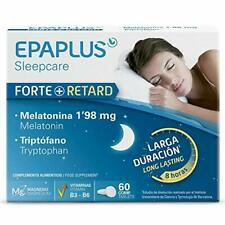 Epaplus melatonina Forte Retard 60 tabletas