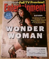 Entertainment Weekly 5/26/17:  Wonder Woman, Gal Gadot, Fall TV Preview