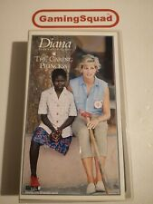 Diana The Caring Princess VHS Video Retro, Supplied by Gaming Squad