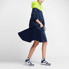 Nike Nikelab x Sacai Women's Wool Skirt Blue 802251 451