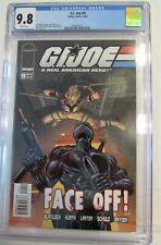 G.I. Joe #9 (2002) Image Mike Zeck Snake Eyes/ Storm Shadow CGC 9.8 U412