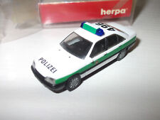 Herpa Opel Omega GLS Limousine Polizei Hamburg mit OVP 1:87 HO