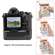 APP Smartphone Bluetooth Timer Shutter Release Battery Grip for Sony A7/A7R/A7S