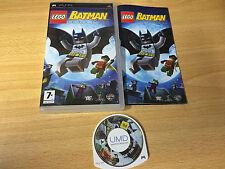 PSP : lego batman