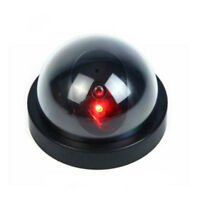 Wireless LED Dome Camera Surveillance Flashing Home Dummy Security CCTV Reliable