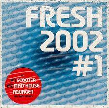 FRESH 2002 #1 - VARIOUS ARTISTS / 2 CD-SET - NEU