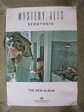 Mystery Jets - Serotonin - PROMO POSTER
