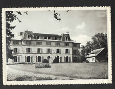PUGEY prés BESANCON (25) SIMCA Aronde à la CLINIQUE du CHALET d'ARGUEL en 1963