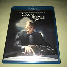 Casino Royale Blu-ray Disc 2-Disc Set Collector's Edition James Bond Movie