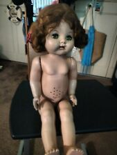 Vintage Doll with moving eyes & limbs
