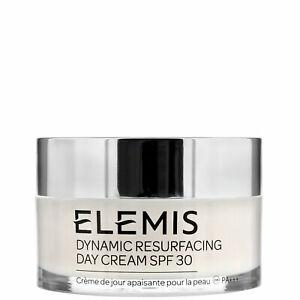 Elemis Dynamic Resurfacing Day Cream SPF30 1.6 oz 50 ml Exp 2022