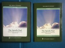 Great Courses-CDs, No Book- The Apostle Paul, USED