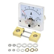 Analog Current Panel Meter DC 0-100A 85C1 with 75mV Shunt, 1 Set_GG