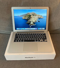 Apple MacBook Air (2013) 128GB SSD 13,3 Zoll QWERTZ - GUT! Z608
