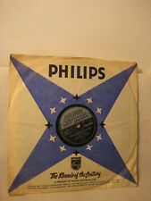 Hilltoppers/ Billy Vaughn: Marianne/ Wasting Your Time - 1957 UK