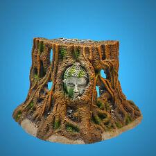 Aquarium Deko 🍀 BUDDHA BAUMSTAMM 🍀 Höhle Wurzel Terrarium Asien Zubehör (VO)
