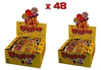 Bulk Lot 48 x Ring Pop Lollipops 2 Boxes Original 14g Candy Diamond Buffet Favor