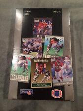(1 * ONE WAX BOX) 1991 NFL FLEER Ultra football  wax box 36 packs per