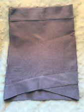 """BCBG Maxazria Tan  """"Silvie"""" Bandage Power Skirt Size XXS Retail $118.00"""