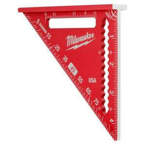"Milwaukee MLSQ040 4-1/2"" Compact Trim Square"