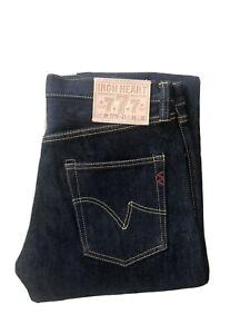 Iron Heart Jeans 777S-21 Gr W33 Neu Original Japan Denim