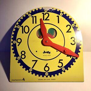 Original Judy/Instructo Clock by Carson-Dellosa - Home Schooling Tool, Teaching