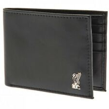 Liverpool F.C - Leather Wallet (METAL CREST)