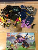 Lego 41230 DC Super Hero Girls Batgirl Batjet Chase Set INCOMPLETE (JT)