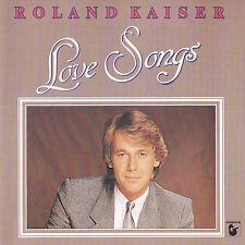 ROLAND KAISER - CD - LOVE SONGS  ( Hansa 1987 )