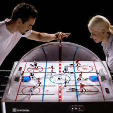 Supreme Dome Stick Hockey with LED Electronic Scorer for Family Game Room