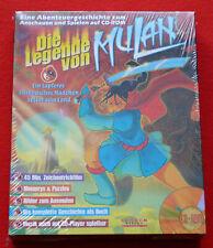 Die Legende von Mu Lan /// NEU, Kinder PC-Software, Minispiele, Trickfilm usw...